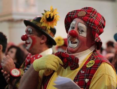 GSA Spends Money On A Clown