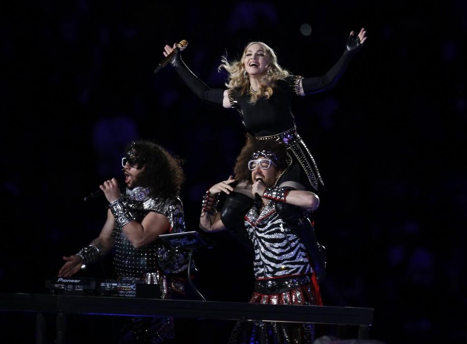 Madonna- Super Bowl halftime show