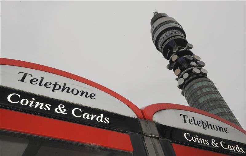 The British Telecom tower