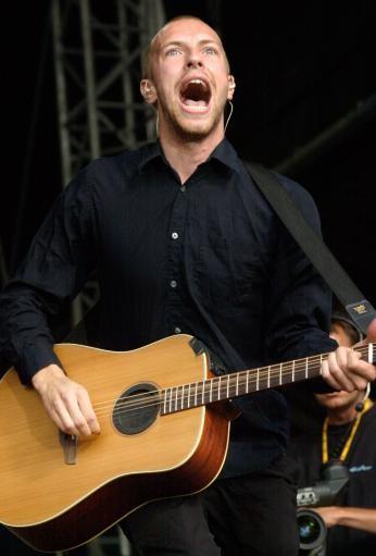 Coldplay's Mylo Xyloto