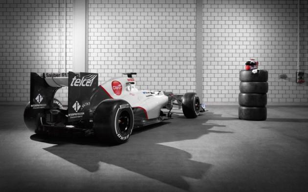 Sauber C31-Ferrari