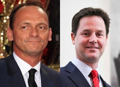 Billy Mitchell  Nick Clegg