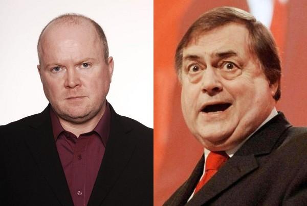 Phil Mitchell & John Prescott