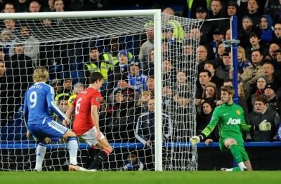 Barclays Premier League - Chelsea v Manchester United - Stamford Bridge