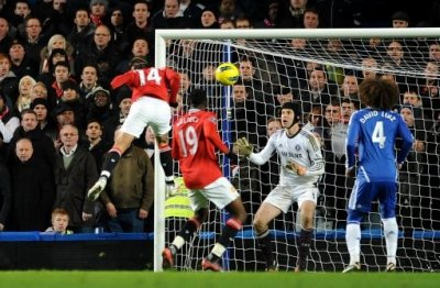 Barclays Premier League - Chelsea v Manchester United - Stamford Bridge