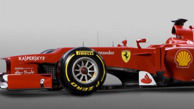 Formula One Why Do 2012 Cars Have Stepped Noses