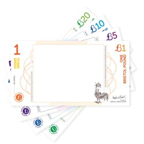 Bristol Pound note