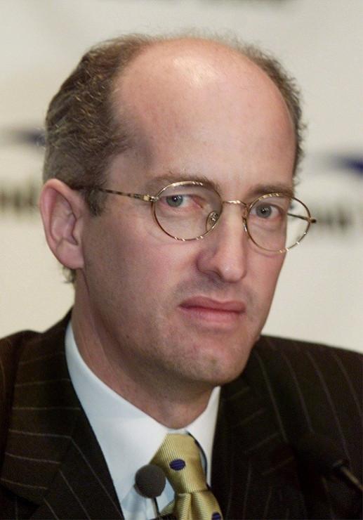 Sir David Higgins (Reuters)