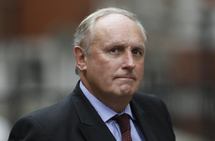 Paul Dacre, editor of the Daily Mail, appeared at the Leveson Inquiry