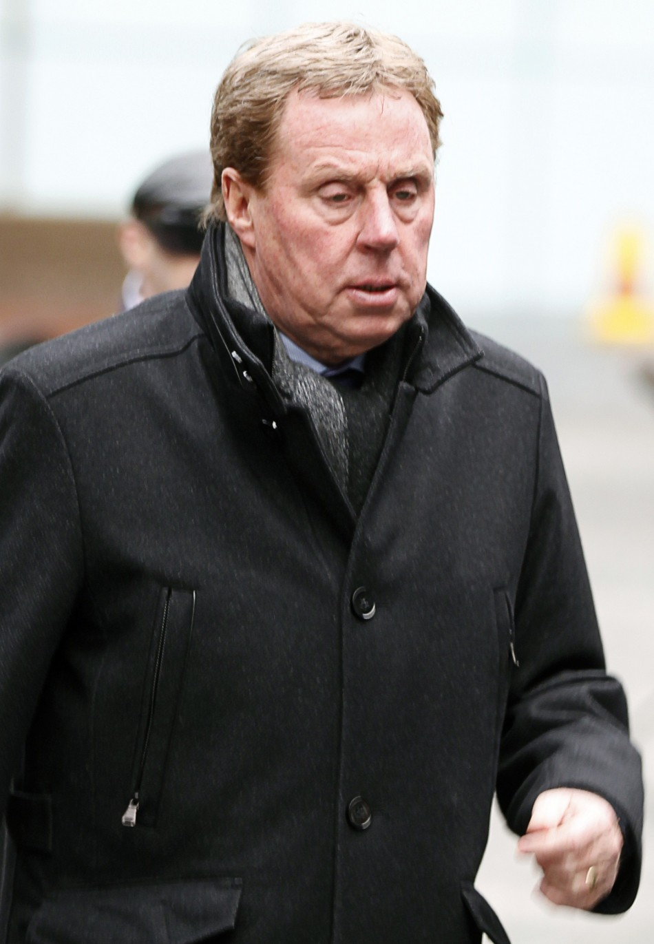 Harry Redknapp leaves Southwark Crown Court in London