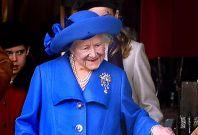 Queen Elizabeth, the Queen Mother (1952-2002)