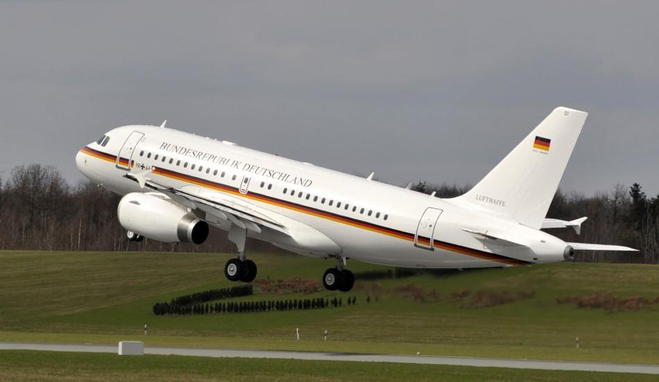 An Airbus A319