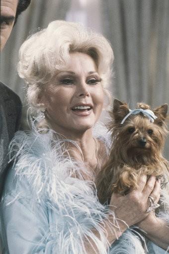 Zsa Zsa Gabor turns 95, Ailing