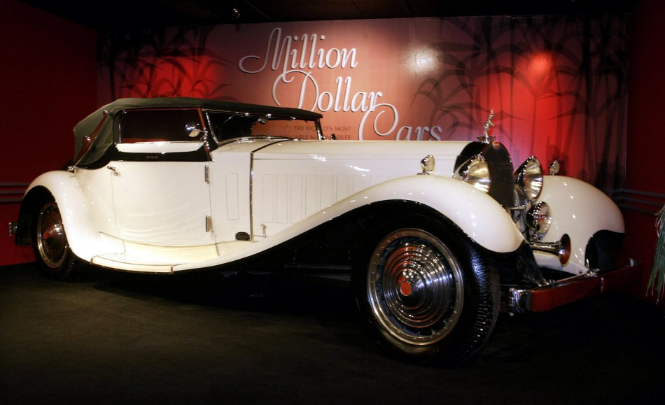 Bugatti Royale Kellner Coupe (1931)