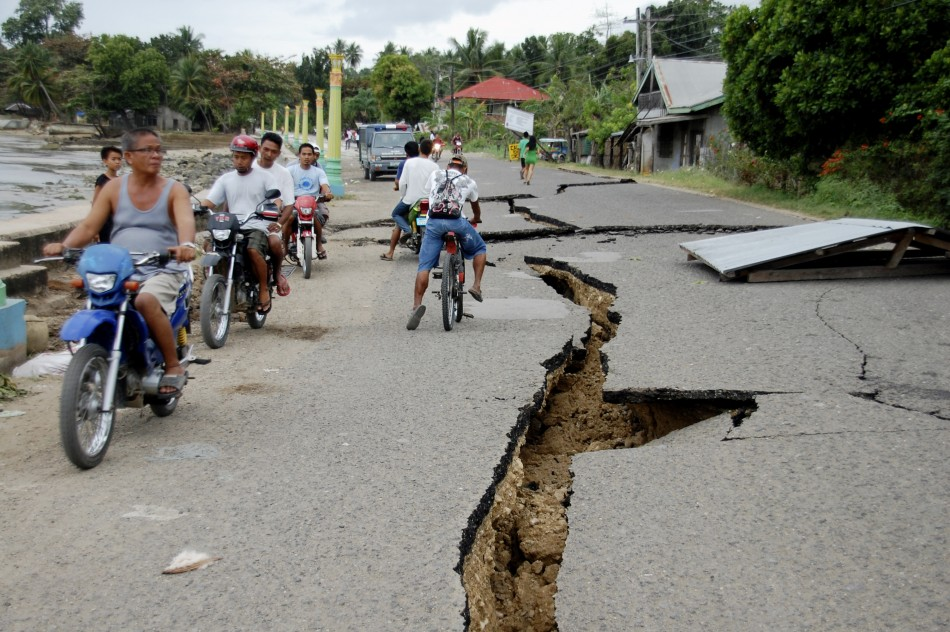 Negros quake disaster from the unknown