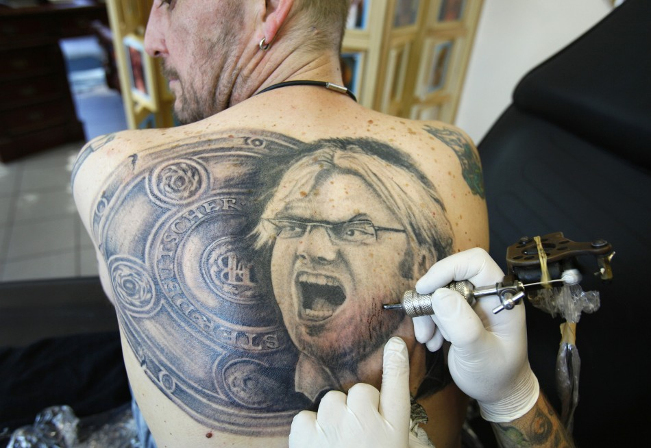 Oddly Tattooed and Bizarrely Pierced People