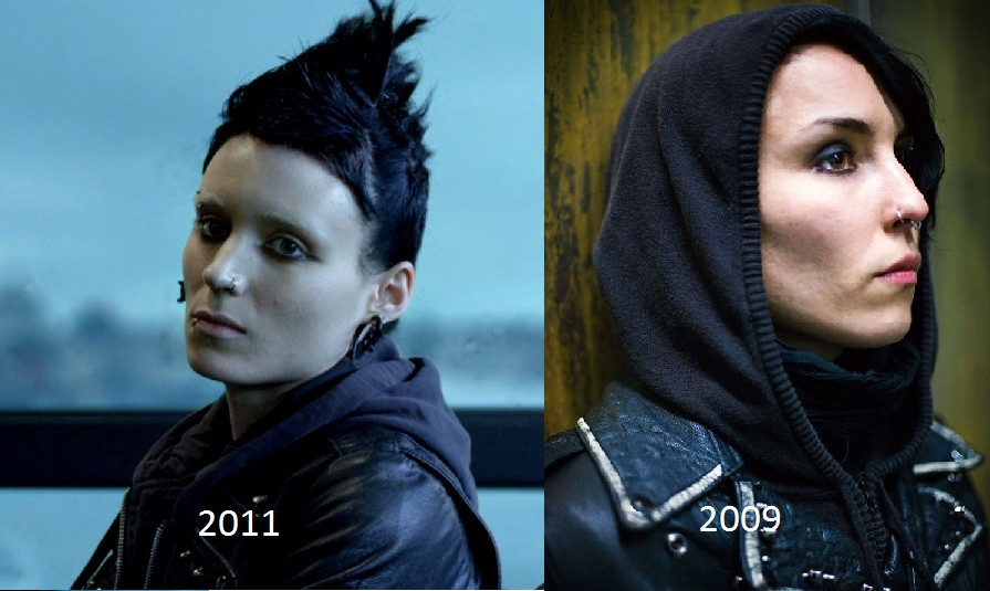 The Girl With the Dragon Tattoo / The Girl With The Dragon Tattoo
