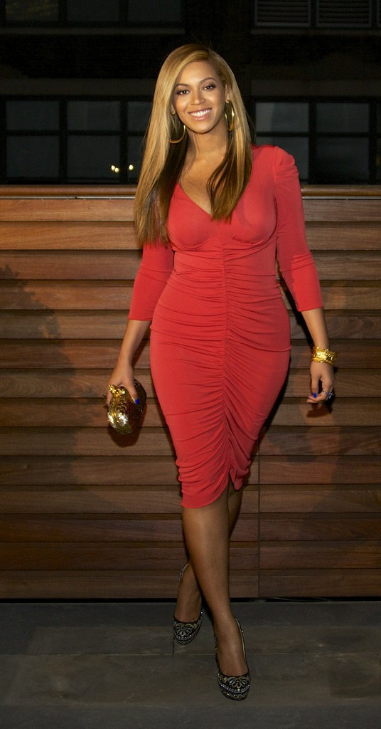 Beyonce Knowles Post-baby body