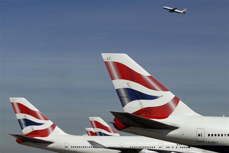 London Heathrow Airport Shunned by World Airlines for Capacity Constraints