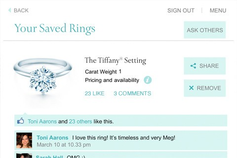 Engagement Ring Finder