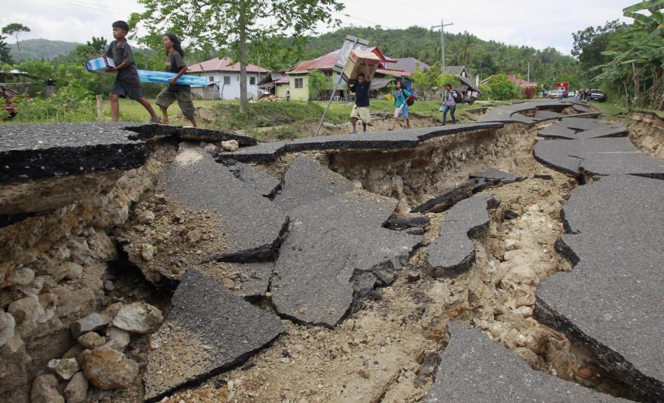 Earthquake Damages