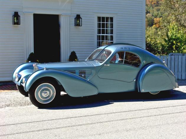 Bugatti Type 57C Atlantic (1939)