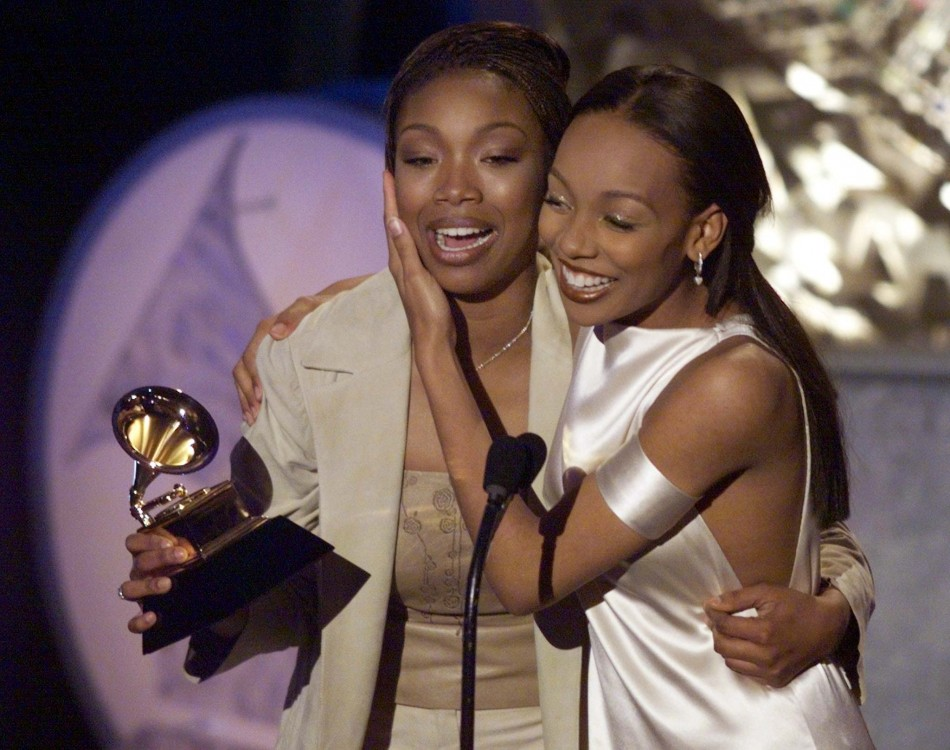 Monica and Brandy
