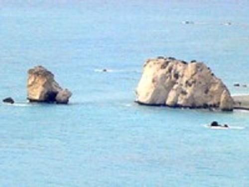 Aphrodites Rock, Cyprus