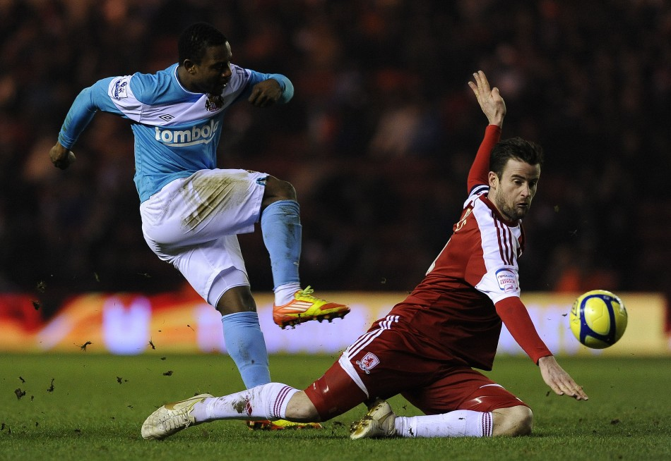 Middlesbrough vs. Sunderland FA Cup Fourth Round Replay