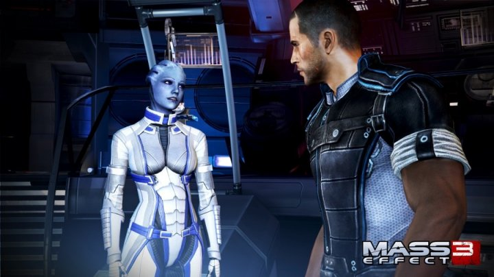Shepard's Good Old Friend - Liara