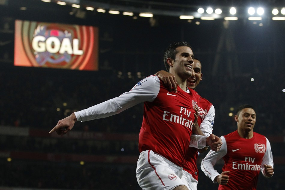 5.Arsenal 251.1m
