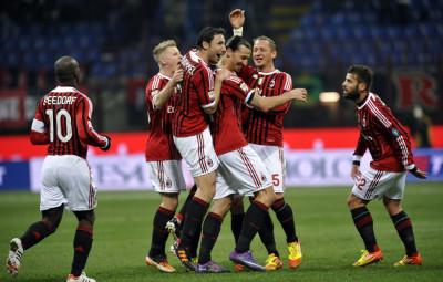 7.AC Milan 235.1m