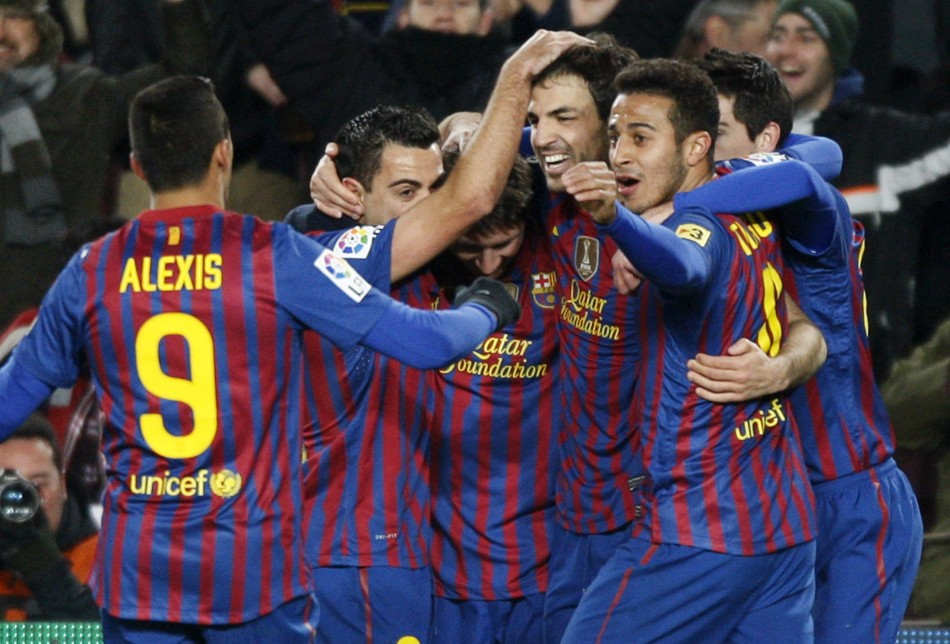 2.Barcelona €451m