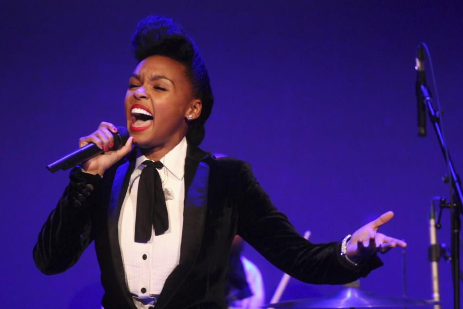 Musician Janelle Monae