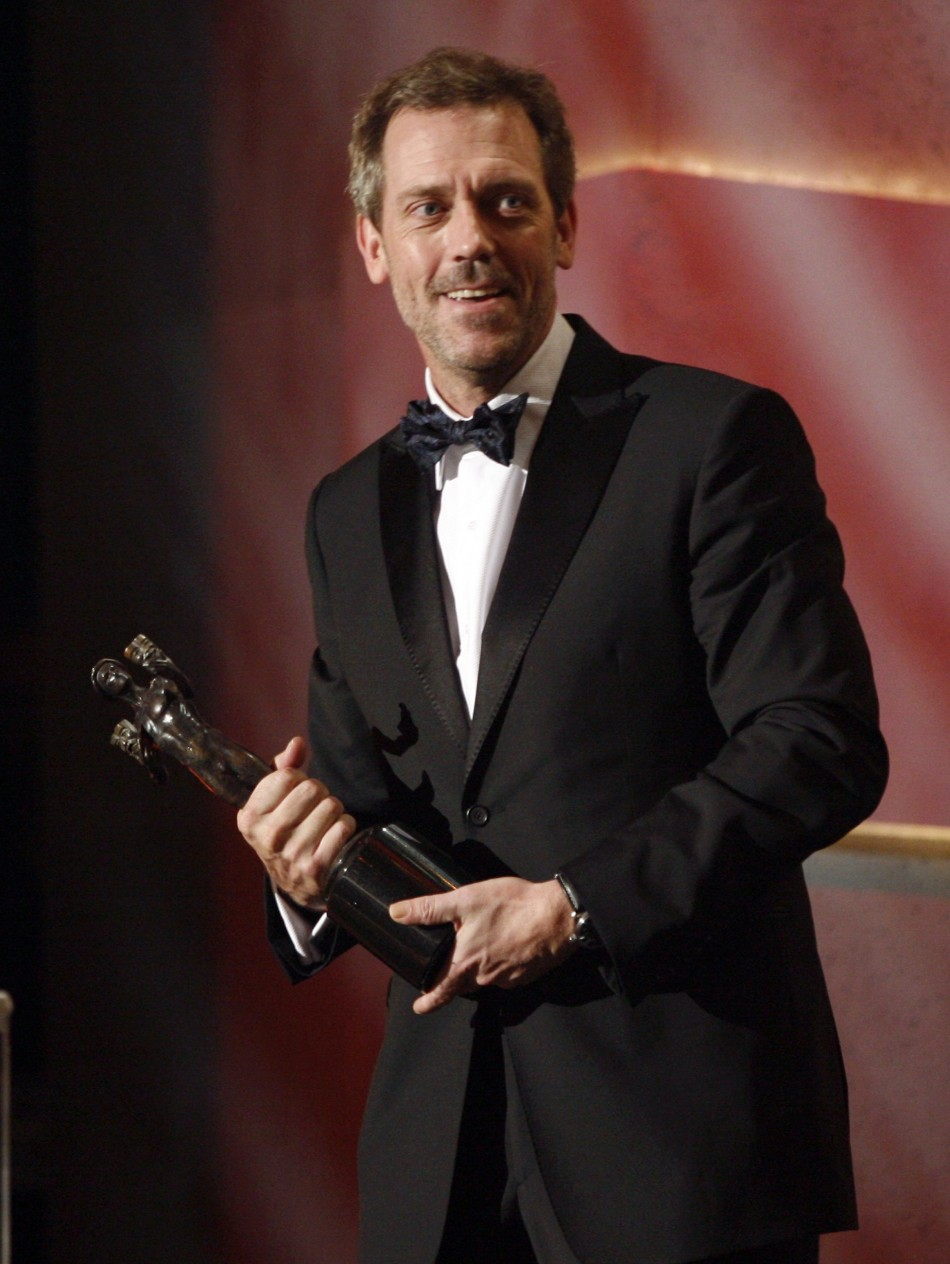 Hugh Laurie to play villain in Robocop remake