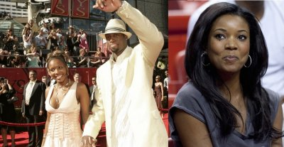 Siohvaughn Wade, Dwyane Wade and Gabrielle Union