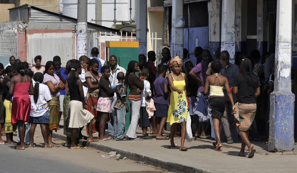 Abuse of women said to be common in Mozambique