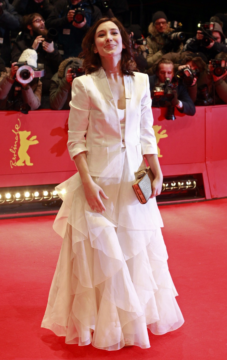 Best-Dressed Celebrities at Berlinale [PHOTOS] Antonio Banderas