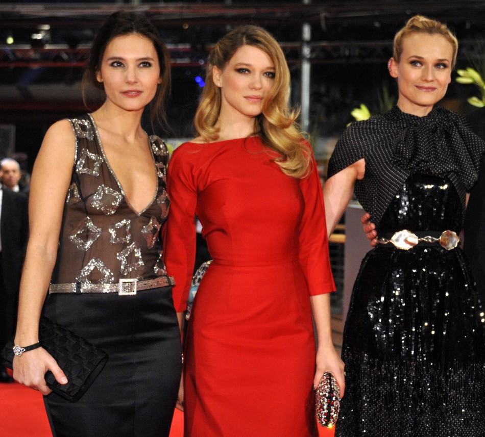 Best Dressed Celebrities at the 62nd Berlin International Film Festival