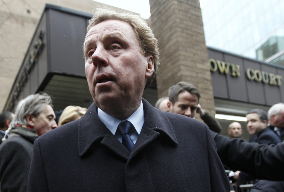 Tottenham Hotspur boss manager Harry Redknapp has been championed as the ideal England boss