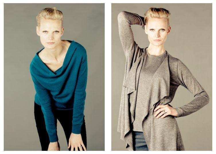 Belinda Robertson Cashmere Autumn/Winter 2012 collection