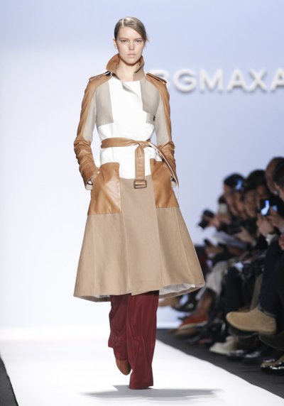New York Fashion Week Bcbg Max Azria Opens With