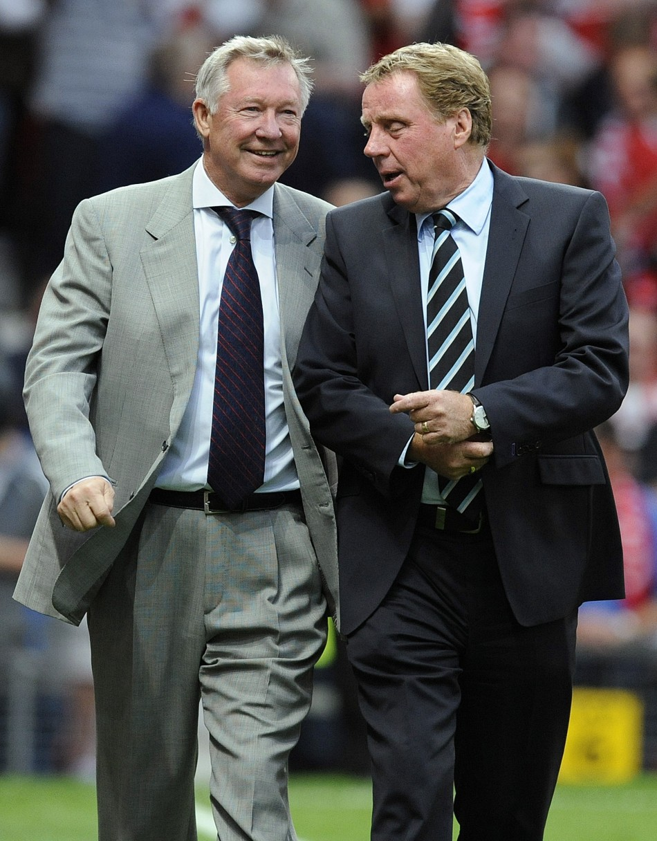 Ferguson believes Redknapp is ideal England material