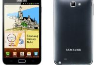 Galaxy Note on the Roll, Says Samsung, 5M Units Shipped So Far