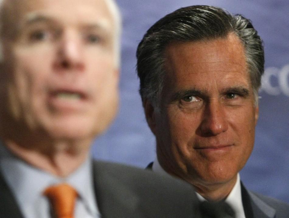 Romney/ McCain