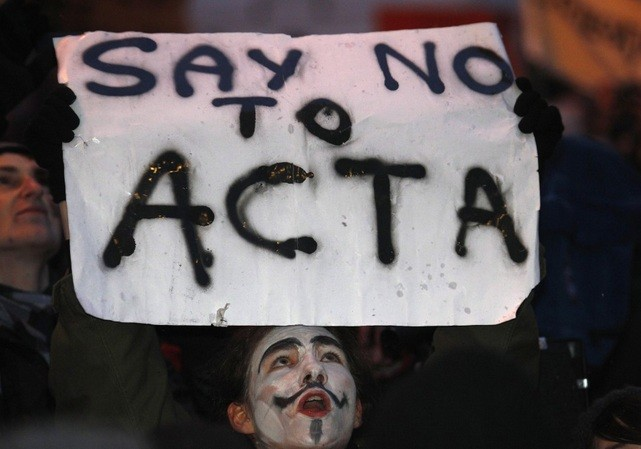 Anti-Acta Day of Action Looms: What's the Hubbub About?