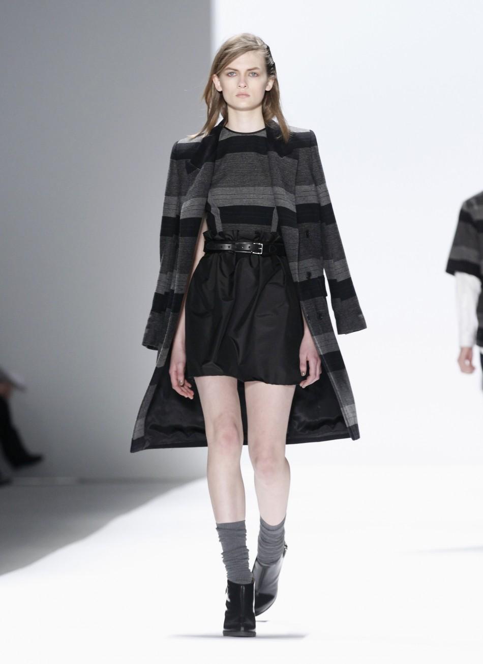 New York Fashion Week 2012- Richard Chai