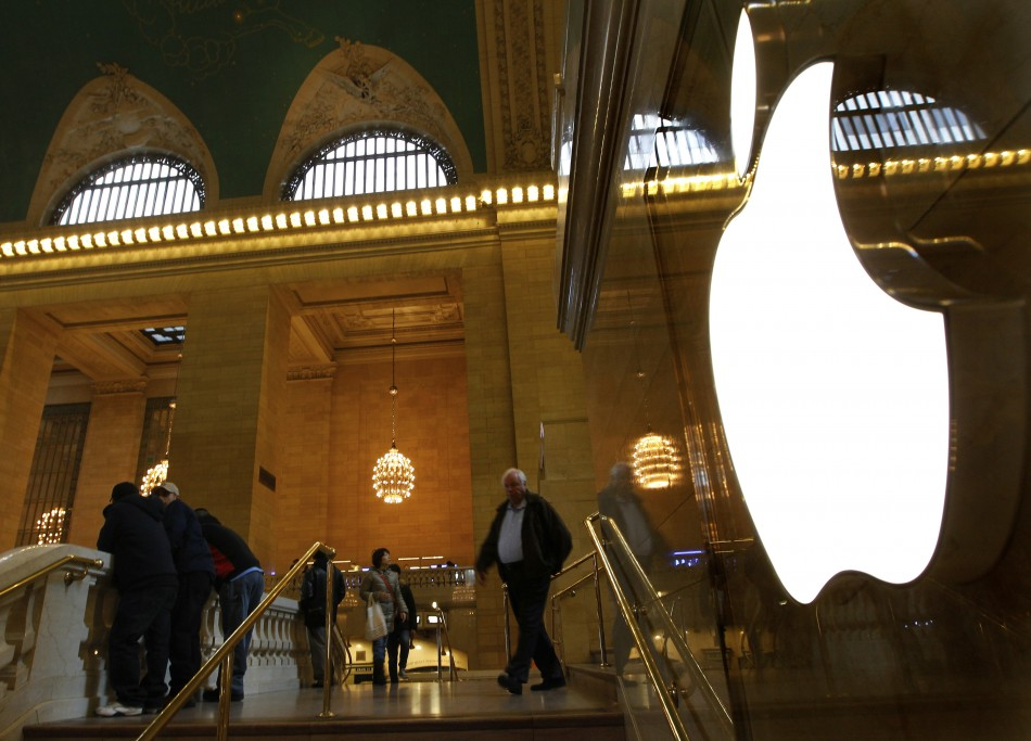 Apple Store - New York City's Grand Central Station