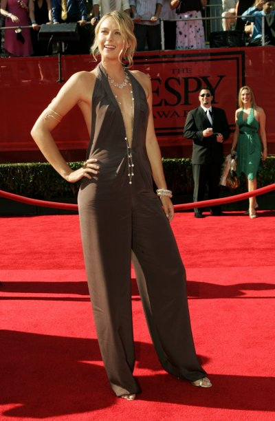 Maria Sharapova  At the 13th annual ESPY Awards in Hollywood.