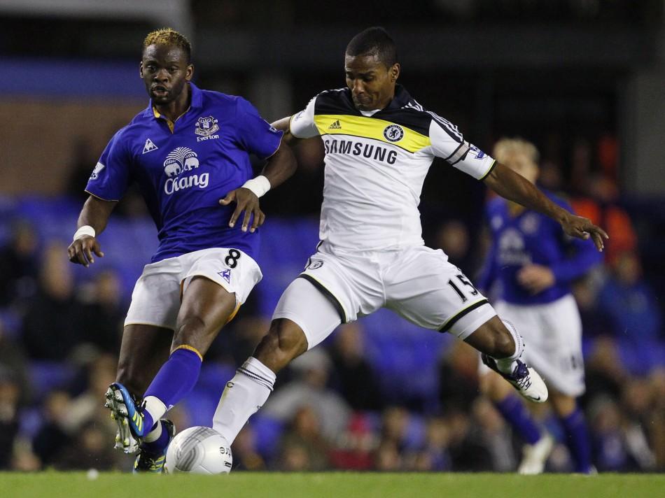 Everton vs. Chelsea
